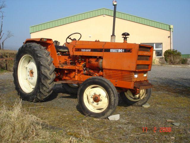 tracteur agricole renault les tracteurs d 39 herv pinterest tracteur agricole tracteurs et. Black Bedroom Furniture Sets. Home Design Ideas