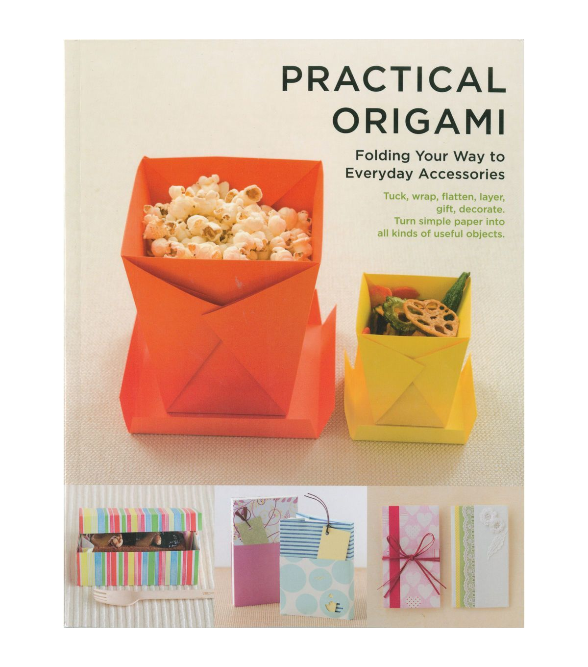7 Easy Ways To Use Books In Your Décor: Random House Books-Practical Origami