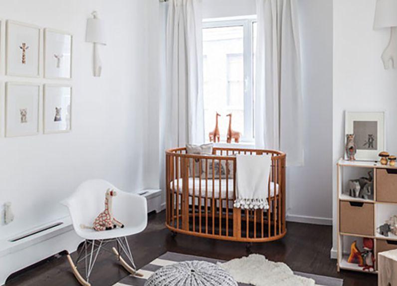Essentials voor de perfecte babykamer gelev