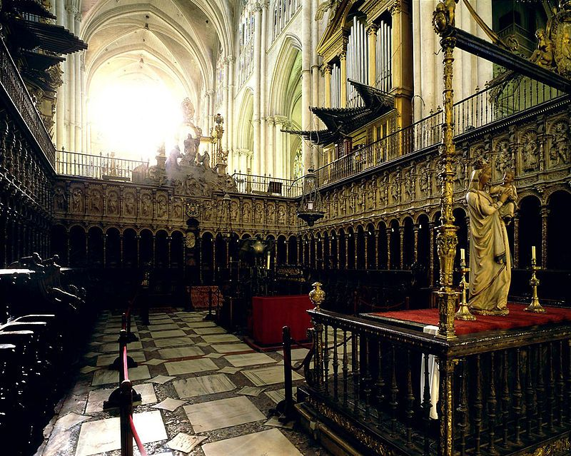 Category Choir Of The Cathedral Of Toledo Toledo Cathedral Choir