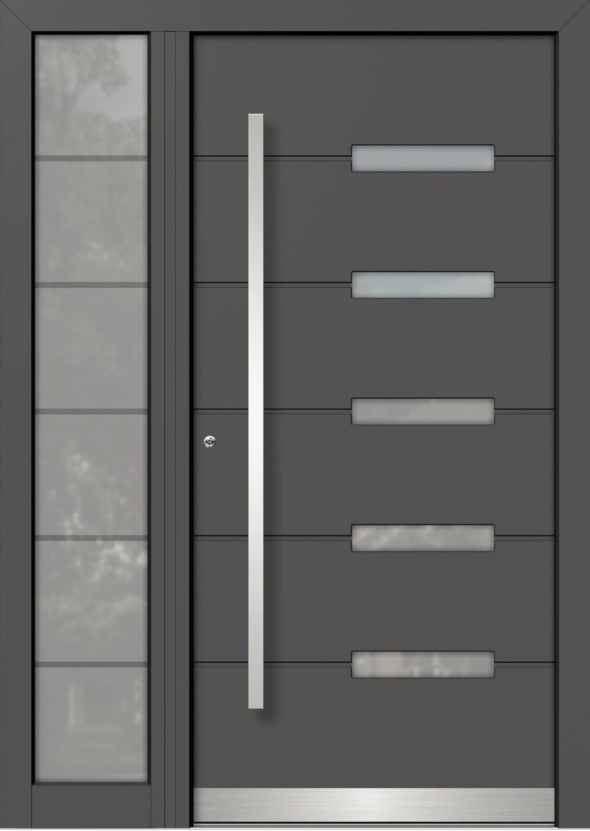 Para Casa Nova Diseno De Puertas Modernas Puertas Principales De Aluminio Puertas De Aluminio Modernas
