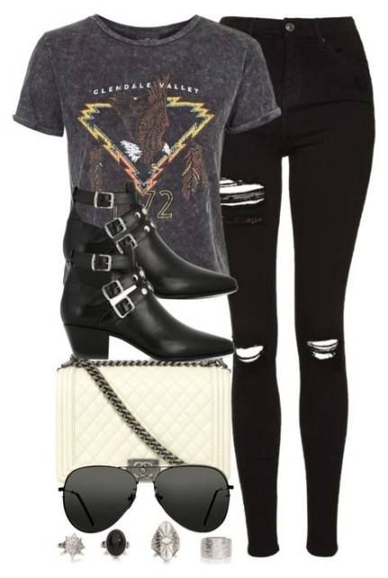 New fashion style edgy chic rockers 37 Ideas