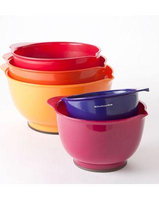 Summertime Yum Freezer Friendly Kitchen Gadgets Mixing Bowls