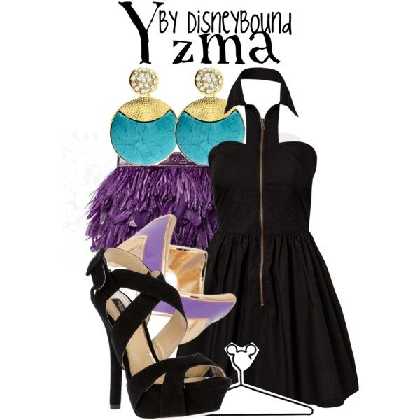 """Yzma"" by lalakay on Polyvore"