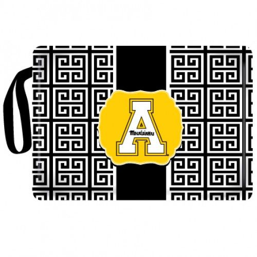 App State Stadium Cushion Greek Key App state, Stadium
