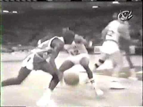 North Carolina at Maryland, 1984 (Jordan - Len Bias) - YouTube