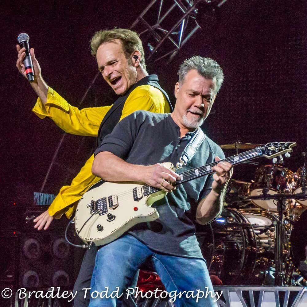 Van Halen Shot By Photographer Bradley Cheskes Amazing Van Halen Eddie Van Halen Axl Rose