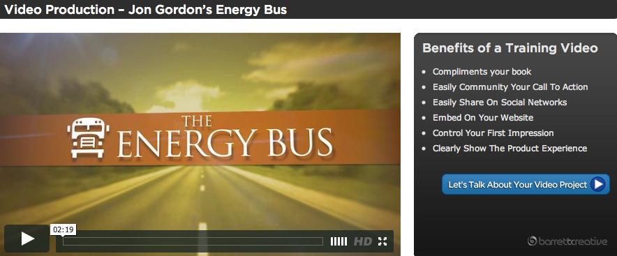 27++ Energy bus book summary ideas