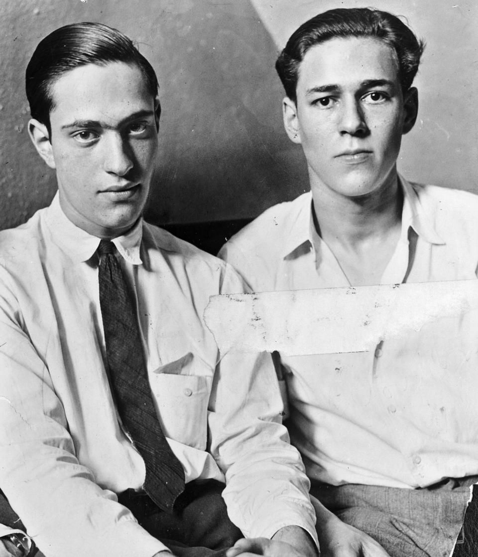 account of the murder case of nathan f leopold jr and richard a loeb Life plus ninety-nine years has 49  nathan leopold jr was half of the  i became interested in the leopold and loeb murder after an internet search to.