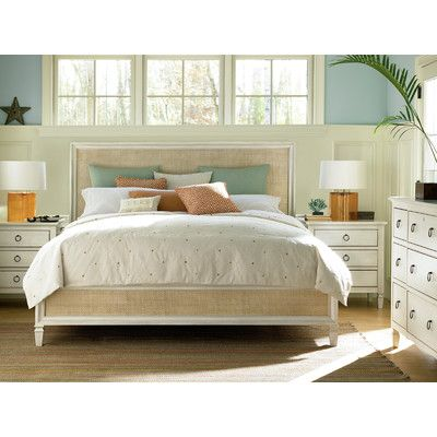 Universal Furniture Summer Hill Upholstered Bed Reviews