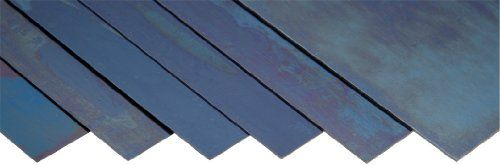 Precision Brand Spring Steel 1095 Shim Sheet Assortment Blue Tempered Polished Finish Ams 5122 Sae 1095 Spring Steel Repair And Maintenance It Is Finished