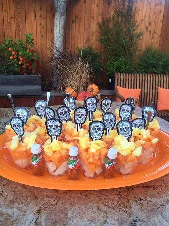 Fun Halloween Treat Recipes for Kids Recipes - halloween party ideas for kids food