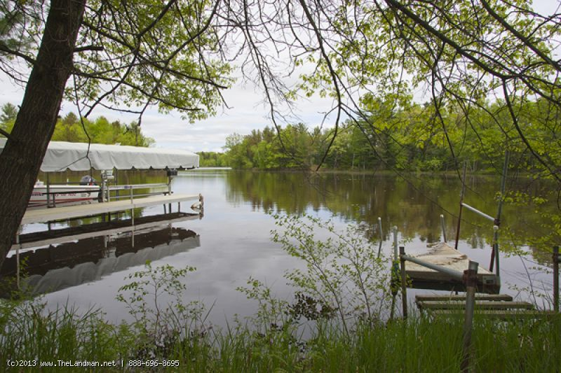 $19,900 #LandContract - Prime Building site with deeded access to Castle Rock Lake with Dock Space! Mauston, WI. http://www.thelandman.net/1674700.html