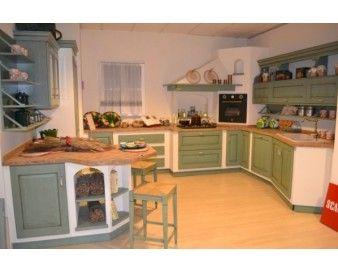 Cucina Scavolini modello Belvedere Belvedere, nella linea ...