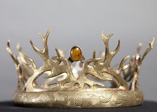 Behold Renly Baratheon S Thorny Crown Game Of Thrones Jewelry Game Of Thrones Dress Baratheon Crown