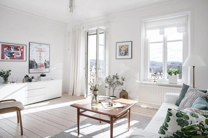 Como tener un dormitorio en tonos crema y acertar Living rooms