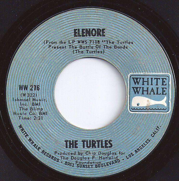 6 On Billboard Elenore Turtles Music Memories Oldies Music 1960s Music