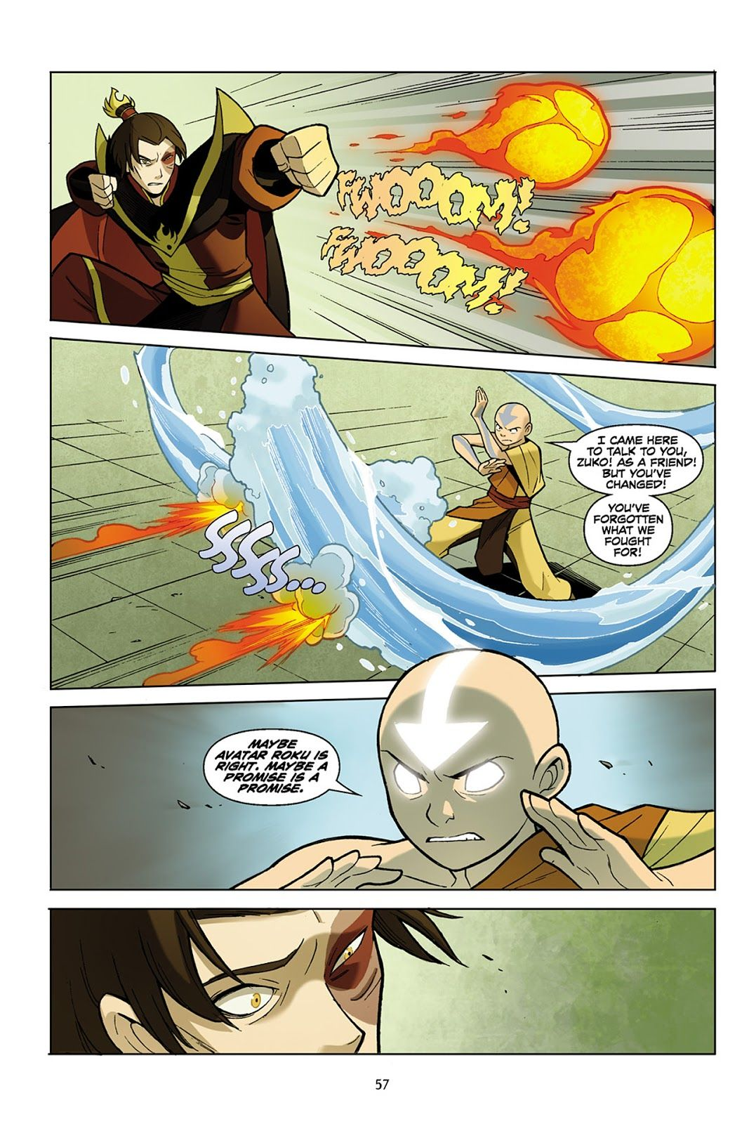 Nickelodeon Avatar The Last Airbender The Promise Part 1 Read Nickelodeon Avatar The Last Airbender The Prom Avatar Airbender The Last Airbender Avatar