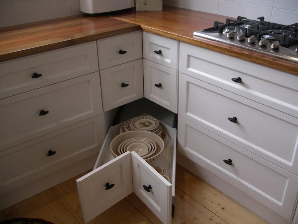 Cupboard · Corner Kitchen Drawers ...