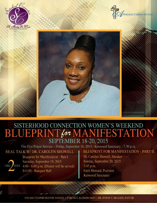 The acog sisterhood connection womens weekend blueprint for the acog sisterhood connection womens weekend blueprint for manifestation on september 18 20 malvernweather Choice Image