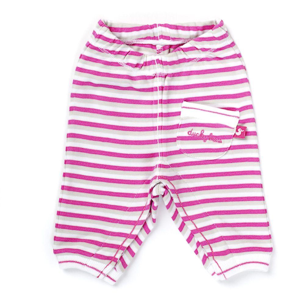 Ducky Beau / Babyhosen-Pink - kindesfreude.ch