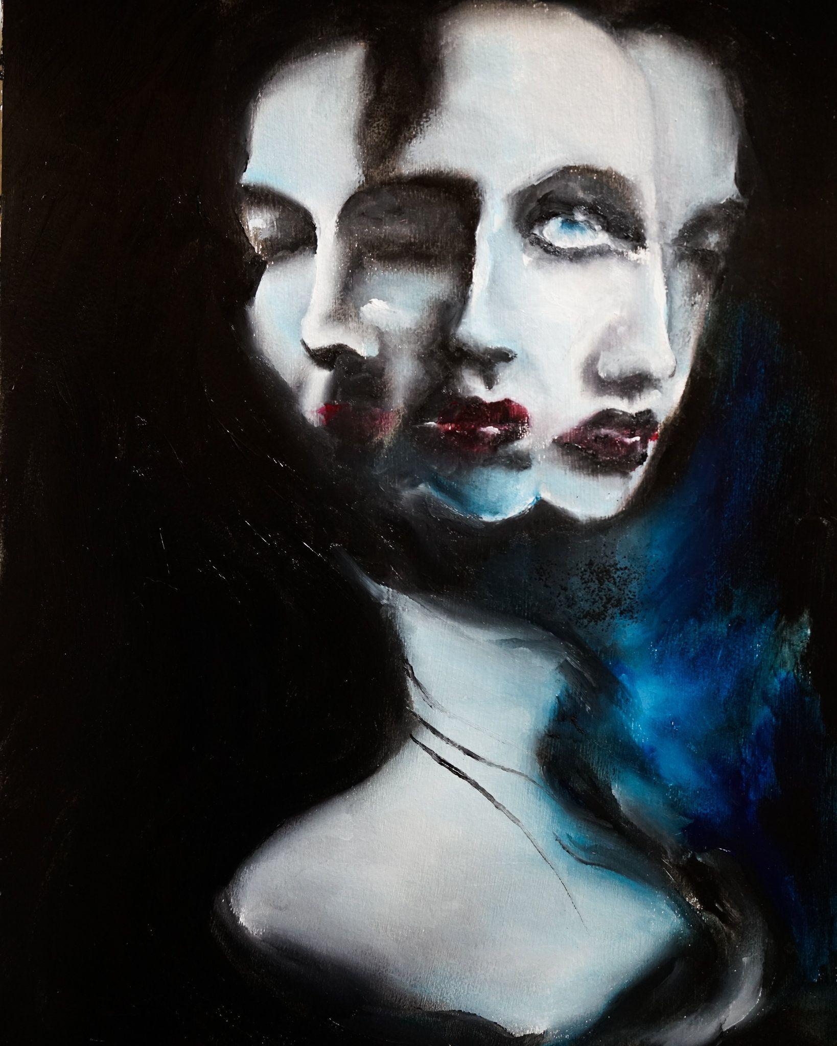 Surreal Dark Art Paintings