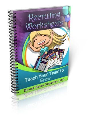 Recruiting-Worksheets-Report