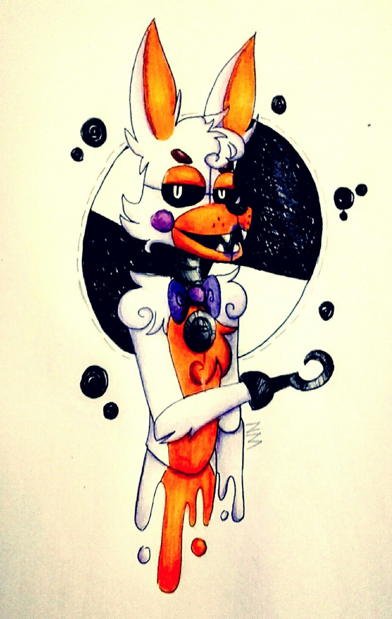 Lolbit-Please Stand By FNAF Sister Location