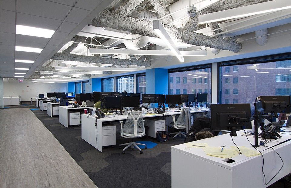 Office space design trends google search office space for Design an office space layout online