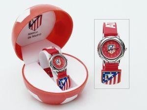 Atlético Madrid CF Reloj pulsera 3D Infantil Rojo licencia Atletico Madrid CF #Grandetalles