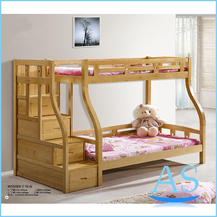 Kinder Schlafzimmer Möbel Etagenbetten China Buche