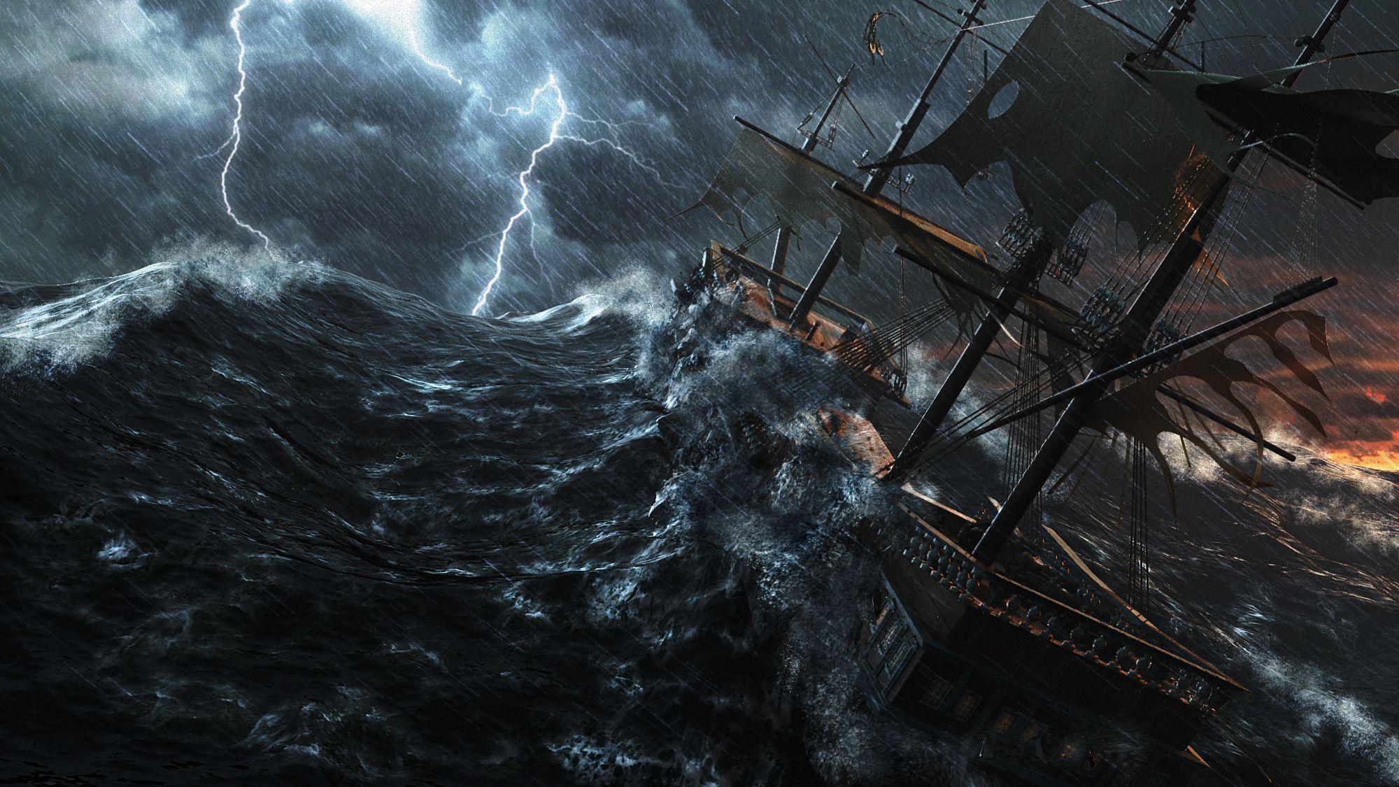 ship in storm tarzan pinterest storms