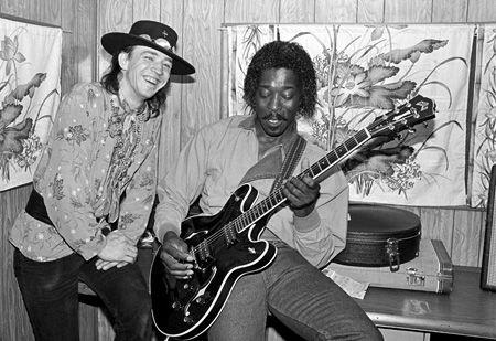 Stevie Ray Vaughan & Buddy Guy, 1983