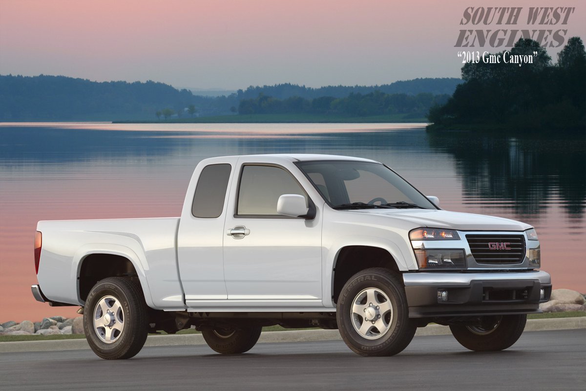 The gmc canyon is a mid size pickup truck that has recently ended production in louisiana
