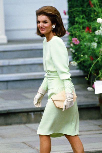 Der Stil Von Jackie Kennedy Onassis Jacqueline Kennedy Onassis Modestil Caroline Kennedy