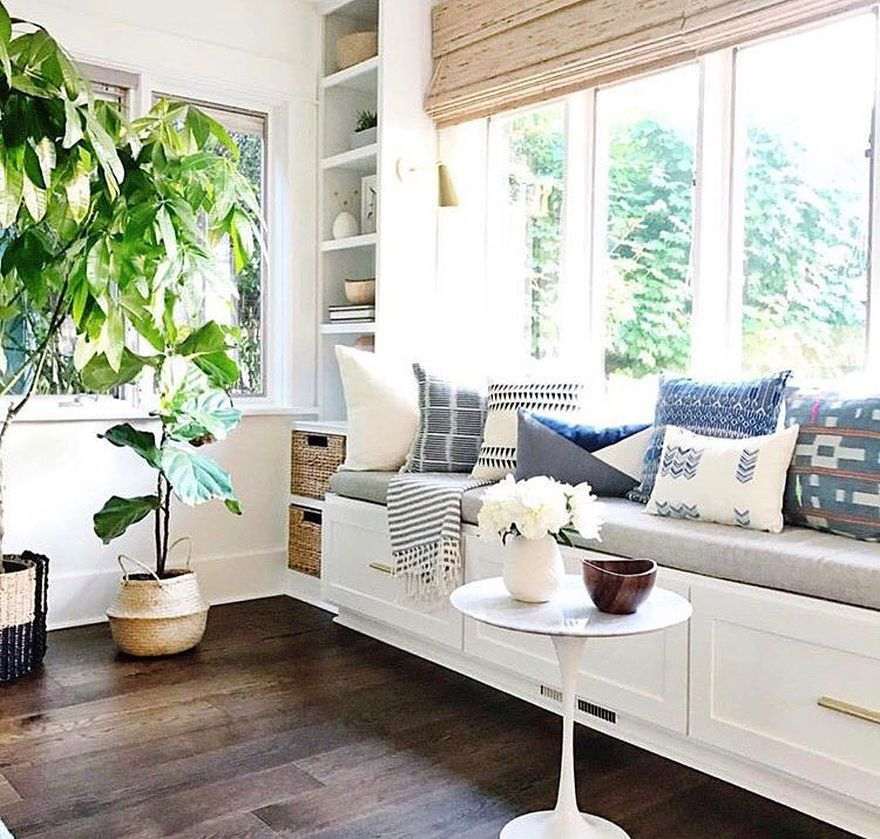 Bay Window Seat For A Lovely Addition: These Awesome Window Seats Are The Perfect Reading Nook