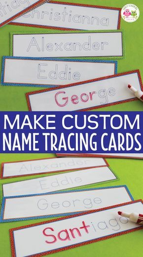 editable name tracing cards name writing activities for preschool and pre k name folders. Black Bedroom Furniture Sets. Home Design Ideas