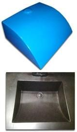 Concrete Countertop Rubber Sink Mold Sdp 14 Arch Ramp Thiết Kế