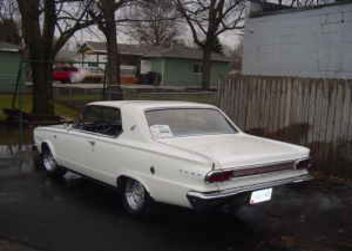 Dodge Dart Gts For Sale 1966 Dodge Dart Gt 2 Dr Hardtop 8500