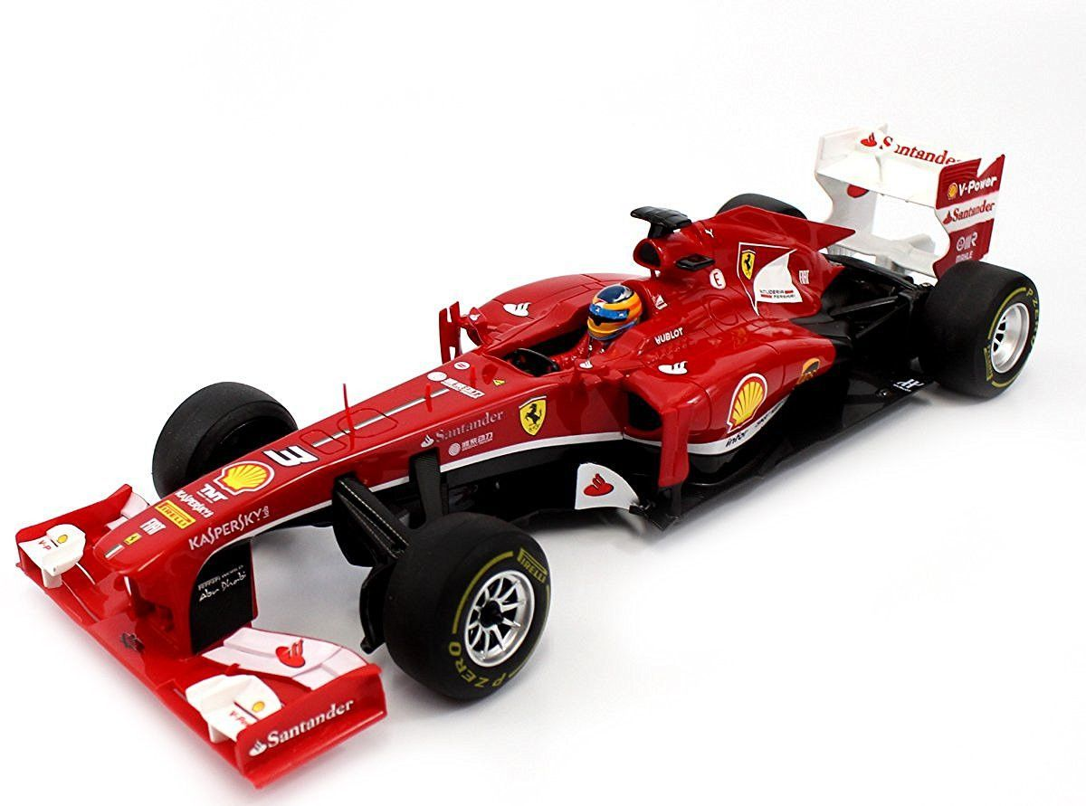 1 12 Formula One F1 Ferrari F138 Rc Car Rc Cars Electric Rc Cars Formula One