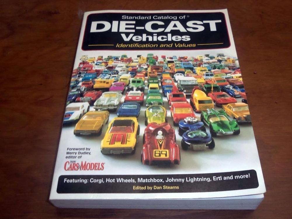 2002 Standard Catalog of Die-Cast Vehicles Identification & Values ...