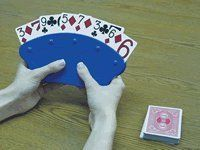 Playing Card Holders - Set of 2  Price : $18.95 http://www.seniors-superstores.com/Playing-Card-Holders-Set-2/dp/B00GXHAXB0