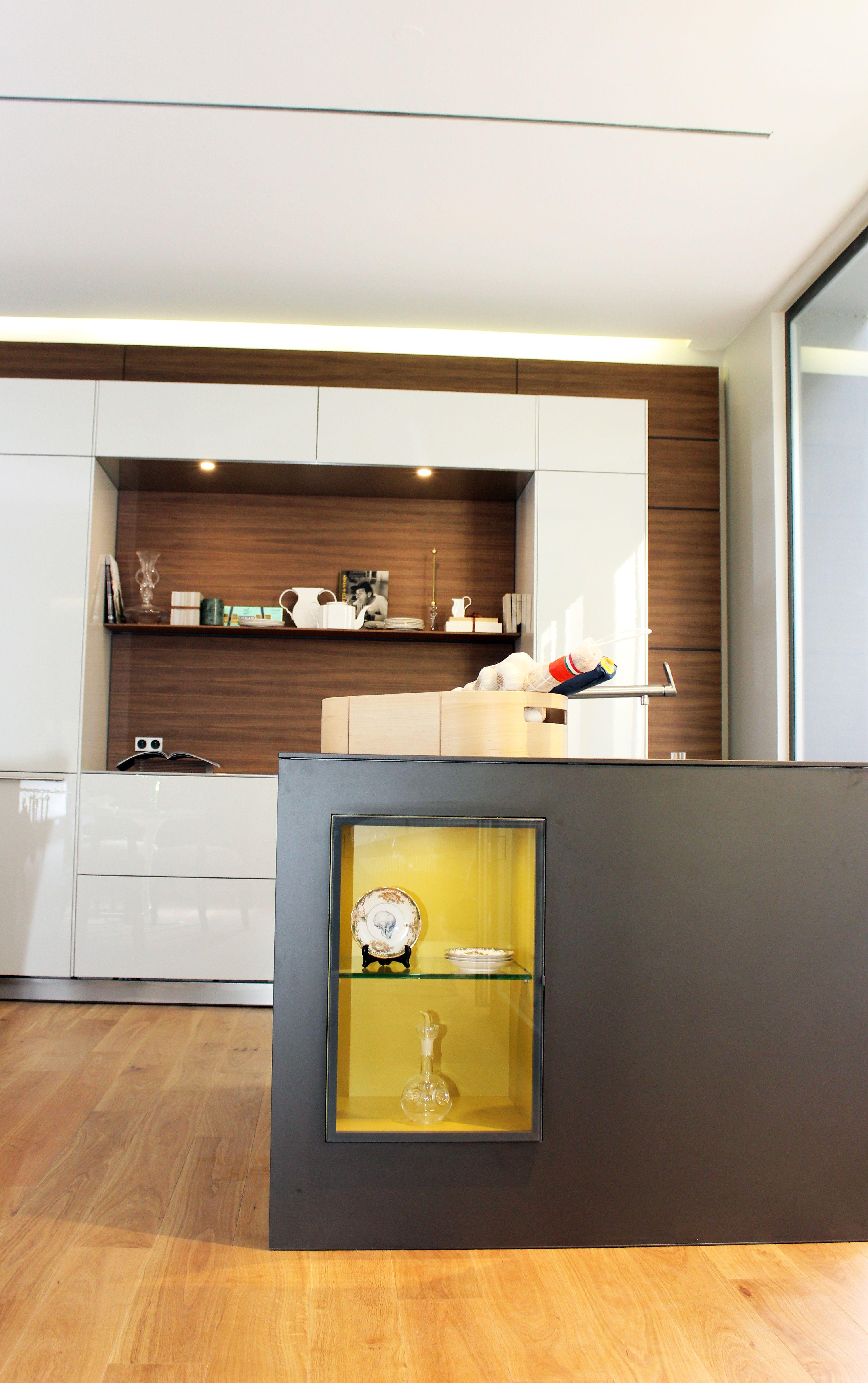 Showroom M2 A Grenoble Cuisine Bulthaup Mobilier Contemporain Architecture Interieure Mobilier