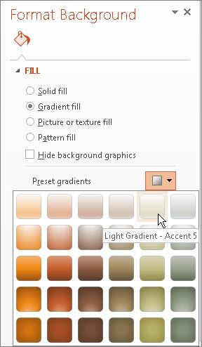 How To Change Picture Background Color In Powerpoint