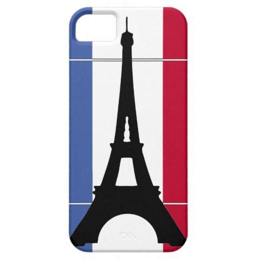 Eiffel Tower iPhone 5/5S Cases  #EiffelTower #Paris #France #Mobile #iPhone