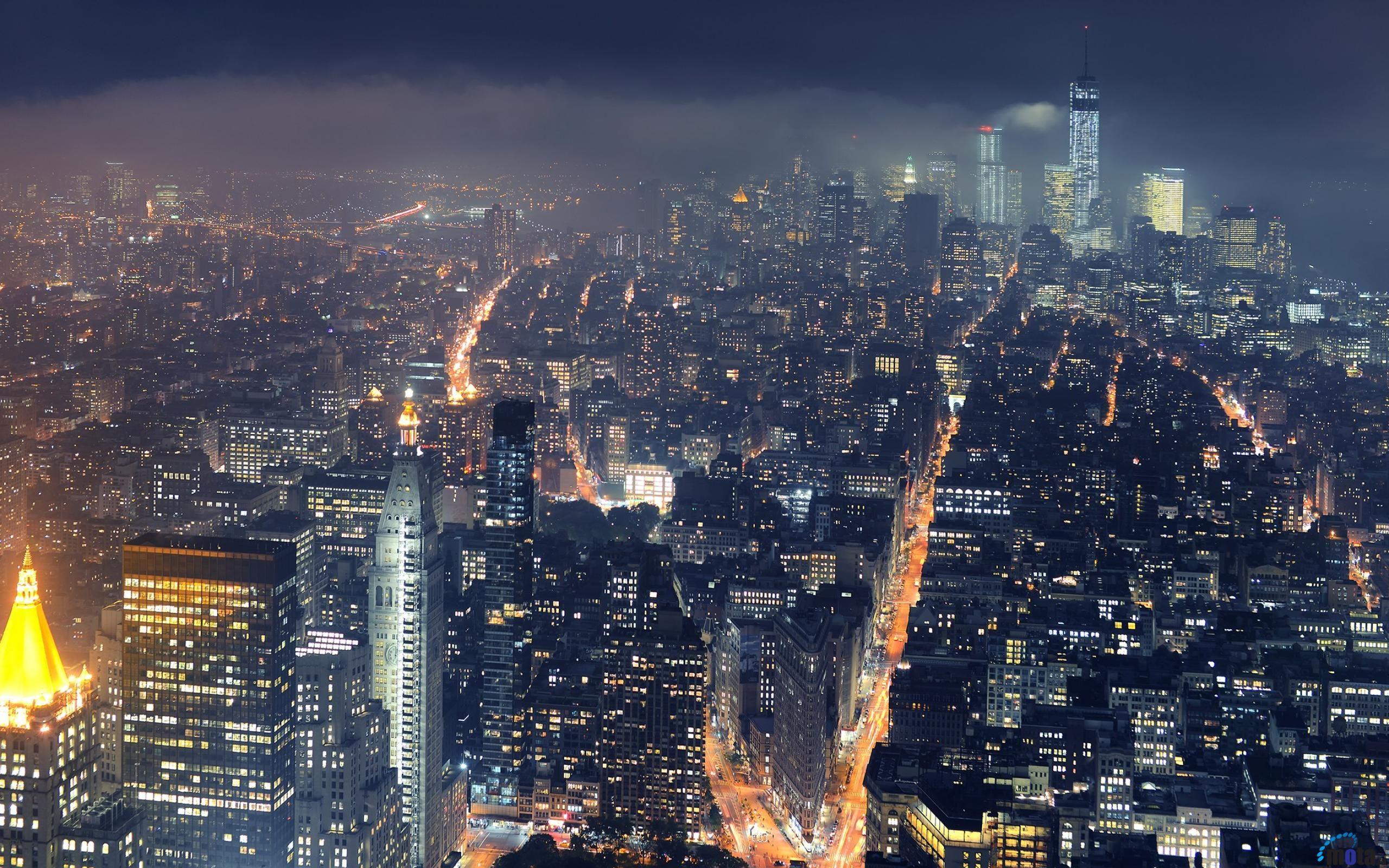 Обои фонари, вечерний город, ночной город. Города foto 15