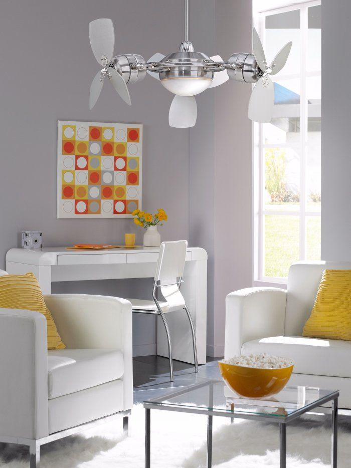 Types of Ceiling Fans to Cool Down Your Home | Decor, Home ...