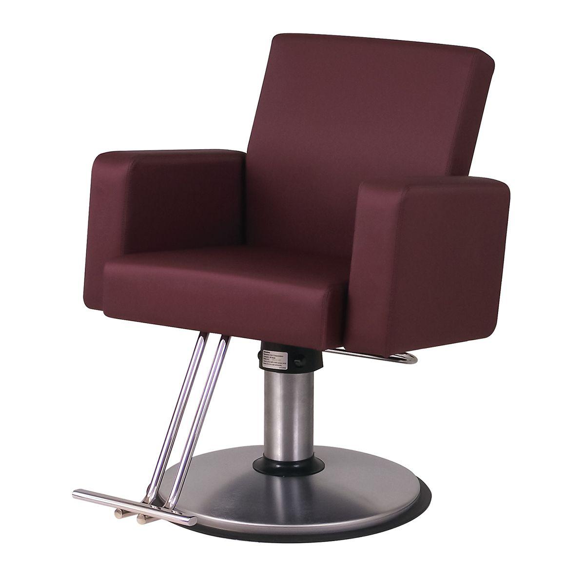 Belvedere Plush Ph11 All Purpose Reclining Salon Barber Chair