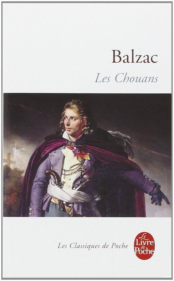 Les Chouans (Le Livre de Poche): Amazon.es: Honoré de Balzac: