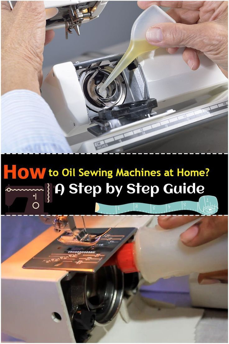 How to Clean & Care for Your Home Sewing Machine | Sewing